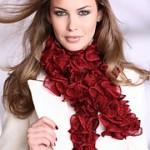 sparkling scarf SMC