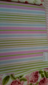 Bright Multi Striped Cotton Fat Quarter