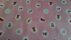 'Little Red Riding Hood' Fat Quarter