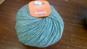Adriafil Riflessi Wool 50g Ball, Aran weight Jade