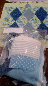 Scrap Quilting Starter Pack - Assorted Colours