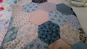 Beginners' Patchwork Quilting Starter Kit - Large Cushion Cover